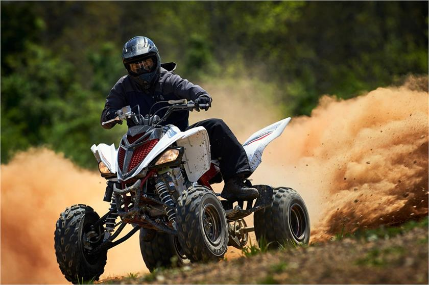 2018 Yamaha Raptor 700R SE in Sacramento, California