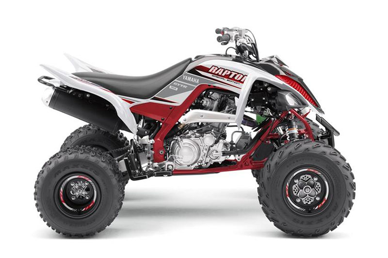 2018 Yamaha Raptor 700R SE in Victorville, California