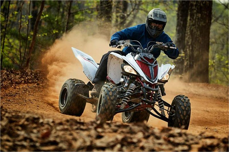 2018 Yamaha Raptor 700R SE in Tamworth, New Hampshire