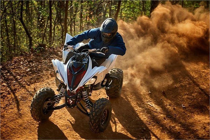 2018 Yamaha Raptor 700R SE in Olympia, Washington