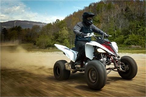 2018 Yamaha Raptor 700R SE in Allen, Texas