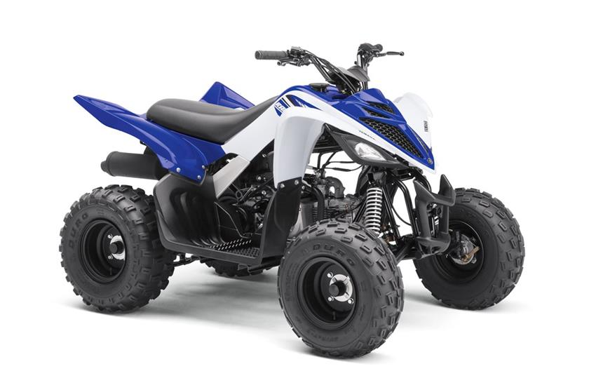 2018 Yamaha Raptor 90 in Rock Falls, Illinois