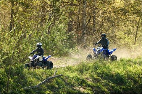 2018 Yamaha Raptor 90 in Tamworth, New Hampshire