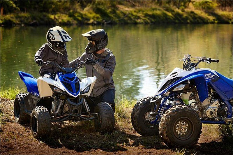 2018 Yamaha Raptor 90 in Brenham, Texas