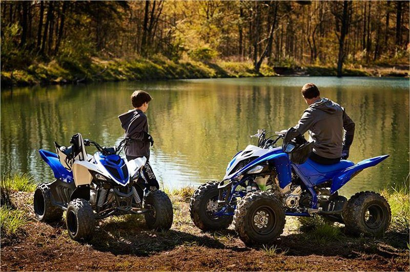 2018 Yamaha Raptor 90 in Goleta, California