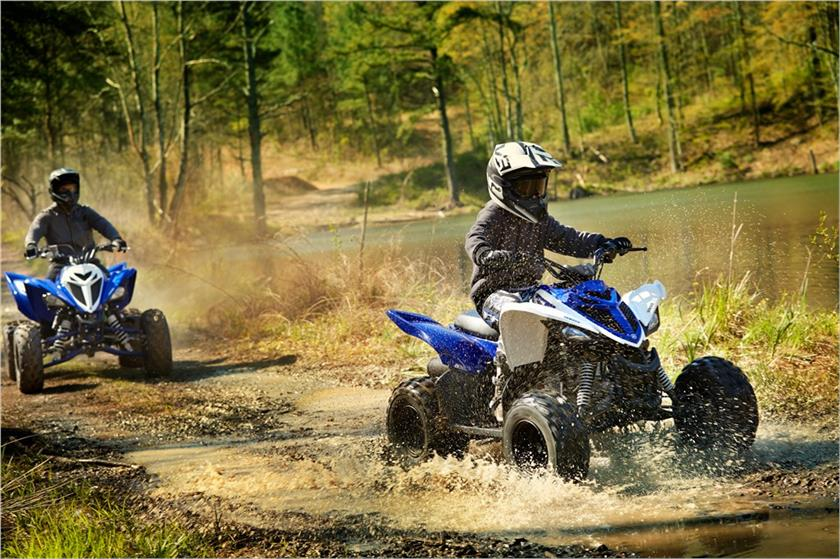 2018 Yamaha Raptor 90 in Pompano Beach, Florida