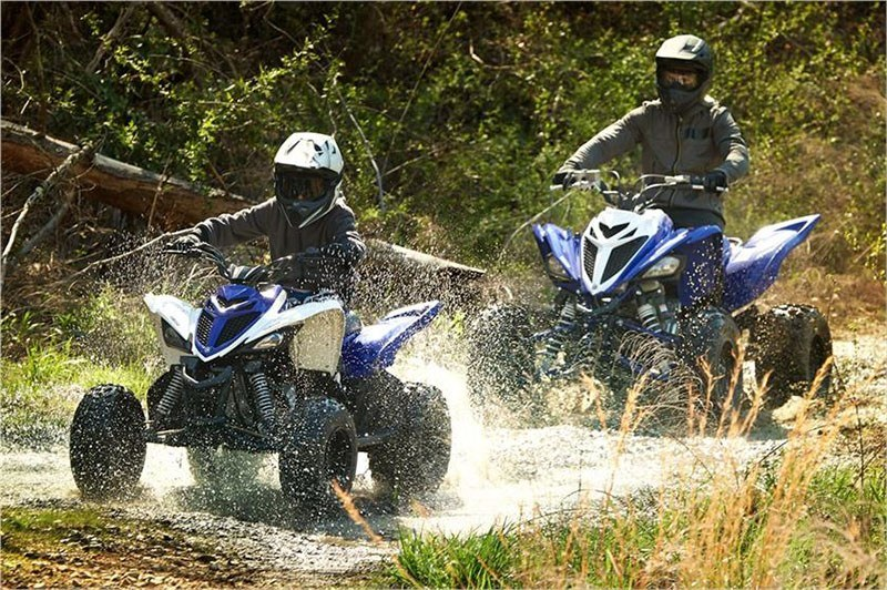 2018 Yamaha Raptor 90 in Mount Pleasant, Texas - Photo 3