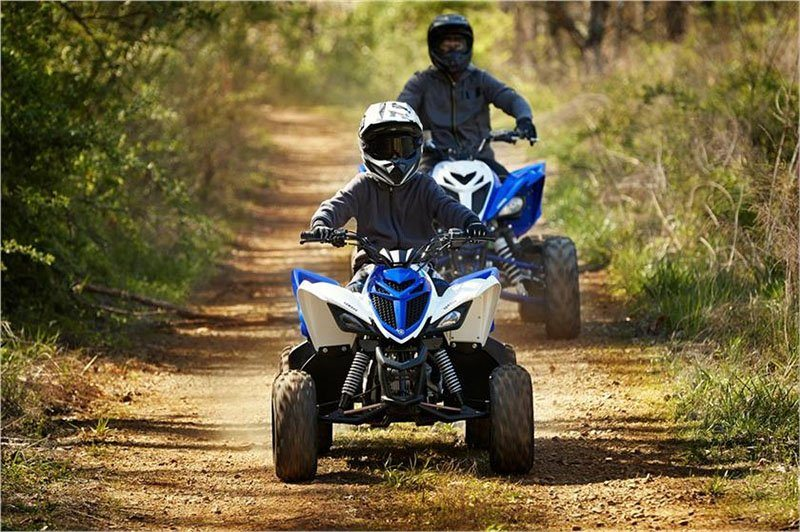 2018 Yamaha Raptor 90 in Mount Pleasant, Texas - Photo 5