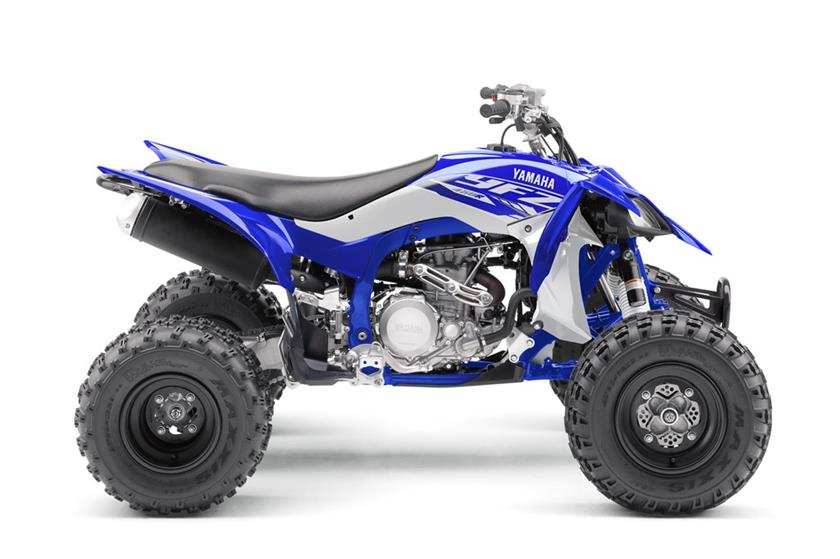 2018 Yamaha YFZ450R in Fairfield, Illinois