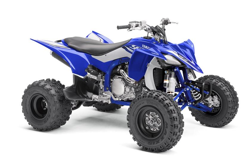 2018 Yamaha YFZ450R in Petersburg, West Virginia