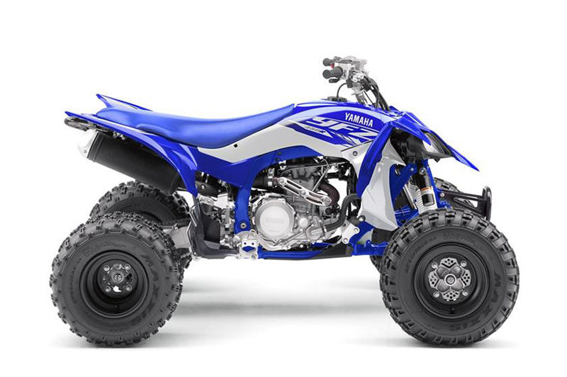 2018 Yamaha YFZ450R in Lewiston, Maine