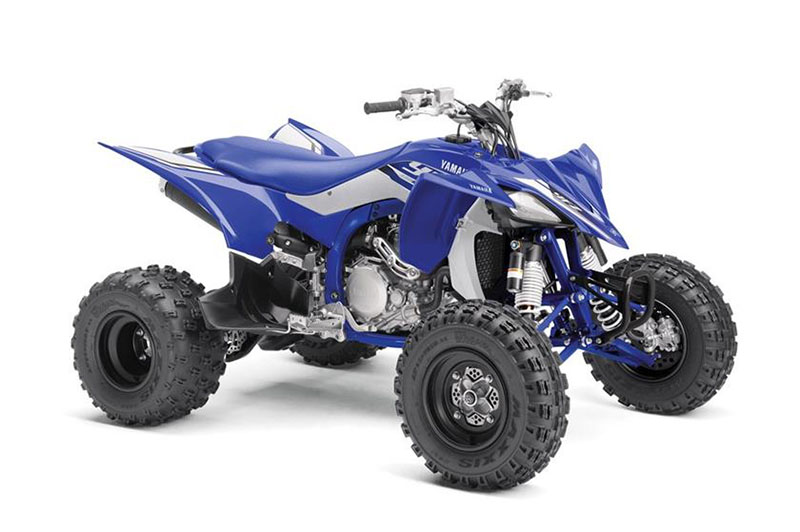 2018 Yamaha YFZ450R in Rock Falls, Illinois