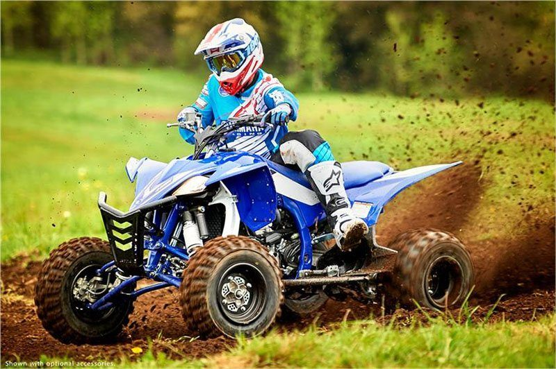 2018 Yamaha YFZ450R in Spencerport, New York