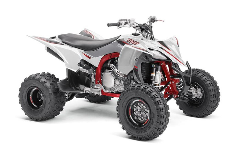 2018 Yamaha YFZ450R SE in Modesto, California
