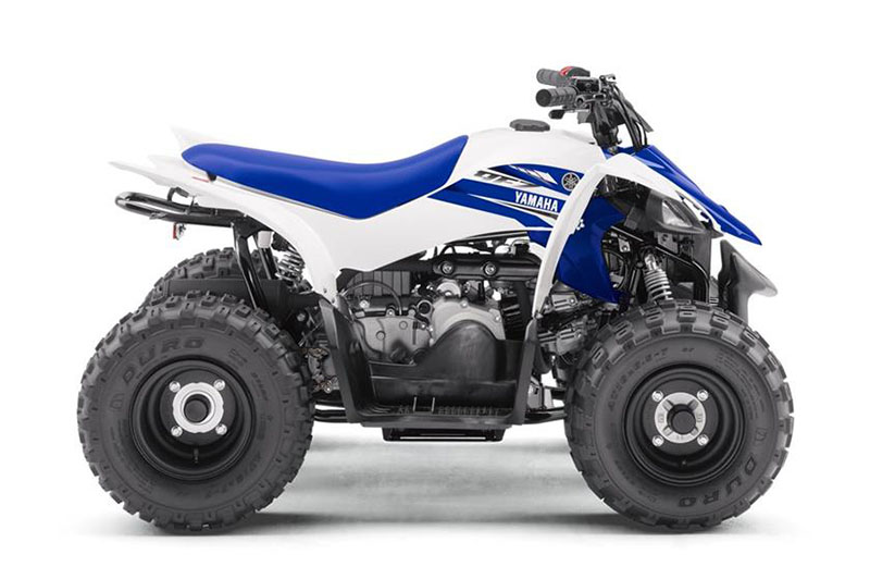 2018 Yamaha YFZ50 in Coloma, Michigan
