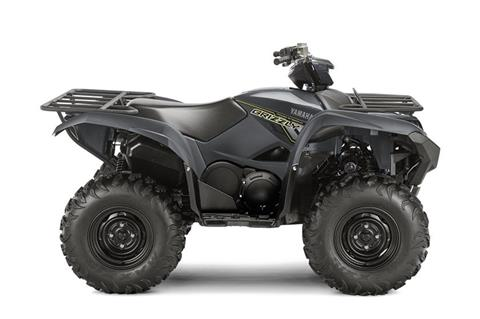 2018 Yamaha Grizzly EPS in Hayward, California