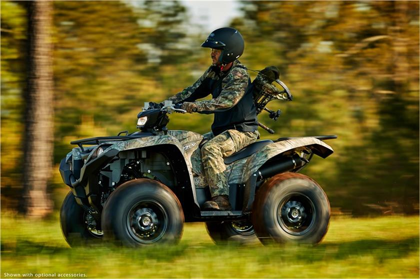 2018 Yamaha Grizzly EPS in Elkhart, Indiana