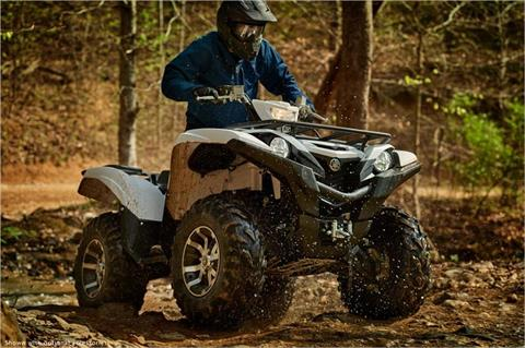 2018 Yamaha Grizzly EPS in Danville, West Virginia