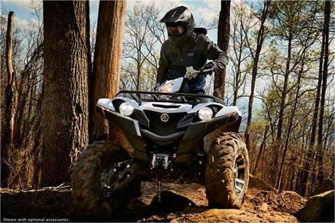 2018 Yamaha Grizzly EPS in Paw Paw, Michigan