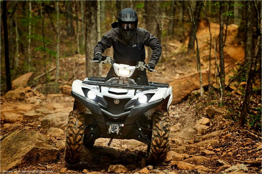 2018 Yamaha Grizzly EPS in Bessemer, Alabama