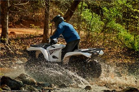 2018 Yamaha Grizzly EPS in Lewiston, Maine