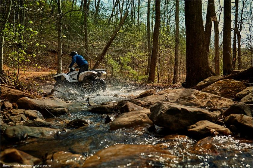 2018 Yamaha Grizzly EPS in Phillipston, Massachusetts
