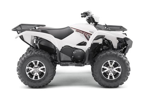 2018 Yamaha Grizzly EPS in Simi Valley, California