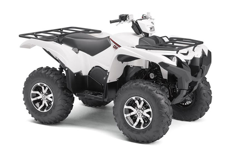 2018 Yamaha Grizzly EPS in Sacramento, California