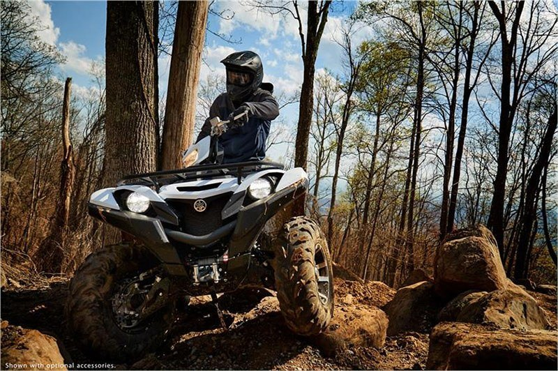 2018 Yamaha Grizzly EPS in EL Cajon, California