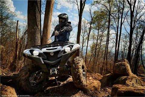 2018 Yamaha Grizzly EPS in Shawnee, Oklahoma