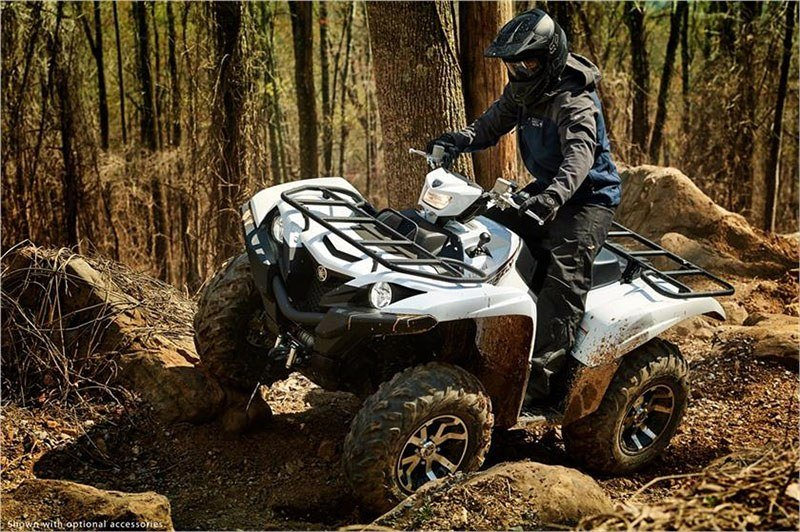 2018 Yamaha Grizzly EPS in Manheim, Pennsylvania