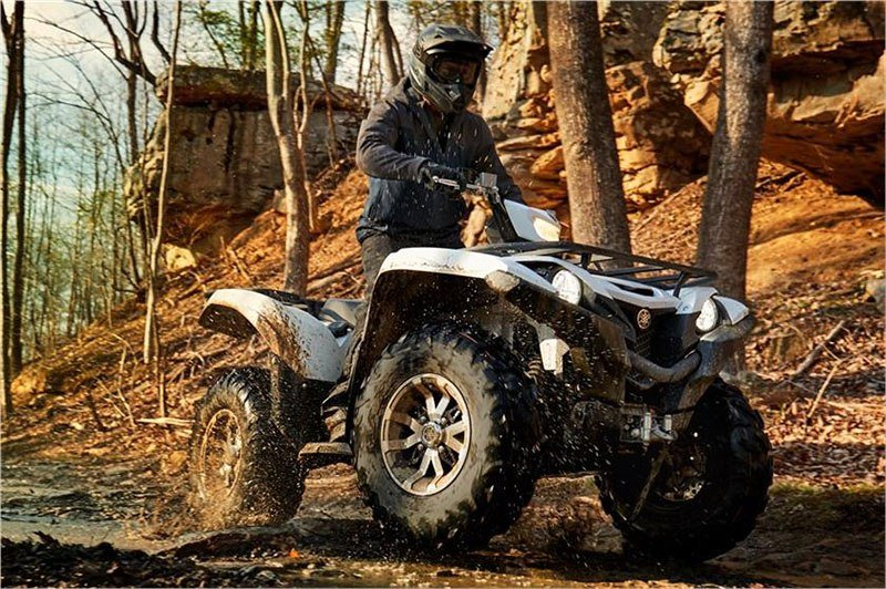 2018 Yamaha Grizzly EPS in Billings, Montana
