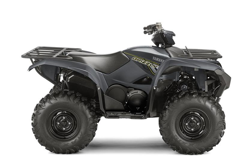 2018 Yamaha Grizzly EPS in Irvine, California
