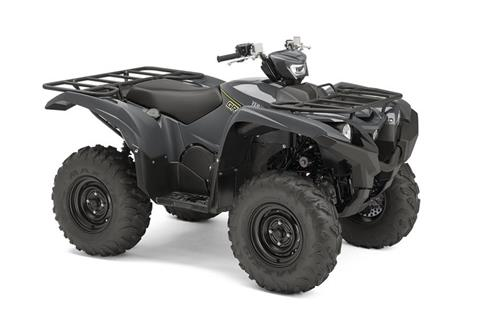 2018 Yamaha Grizzly EPS in Monroe, Washington