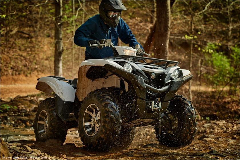 2018 Yamaha Grizzly EPS in Hailey, Idaho