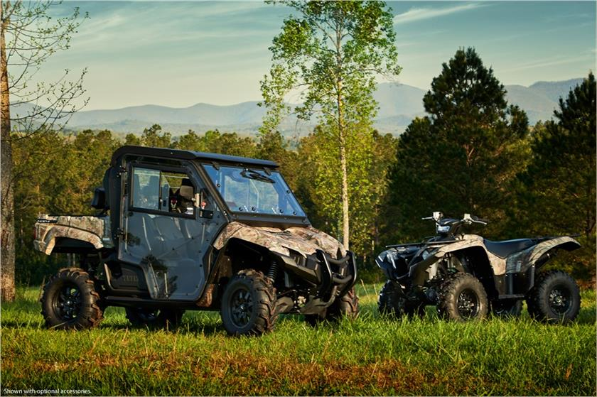 2018 Yamaha Grizzly EPS in Hickory, North Carolina