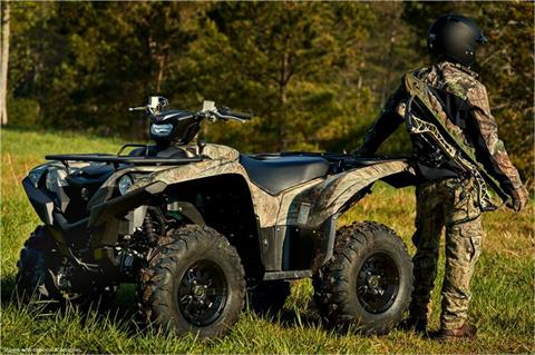 2018 Yamaha Grizzly EPS in Port Washington, Wisconsin