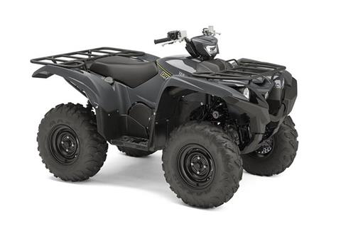 2018 Yamaha Grizzly EPS in Frederick, Maryland