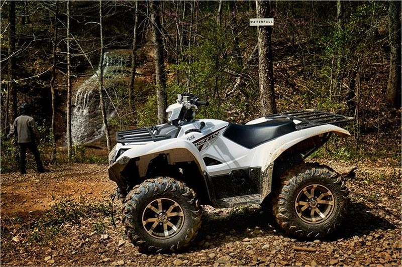 2018 Yamaha Grizzly EPS in Centralia, Washington
