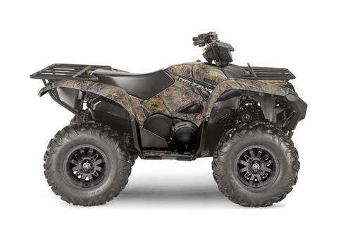 2018 Yamaha Grizzly EPS in Lakeport, California
