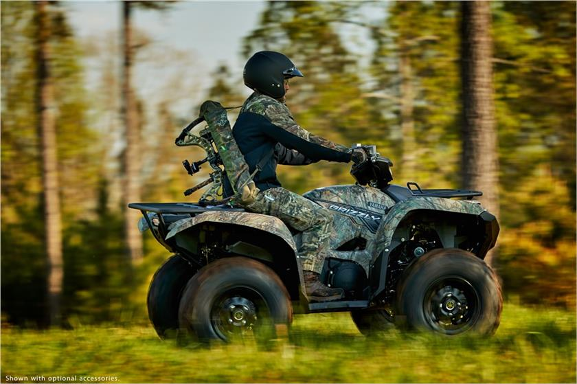 2018 Yamaha Grizzly EPS in Asheville, North Carolina