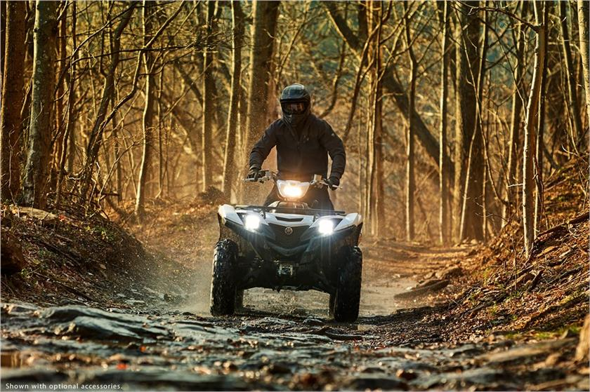 2018 Yamaha Grizzly EPS in Sumter, South Carolina