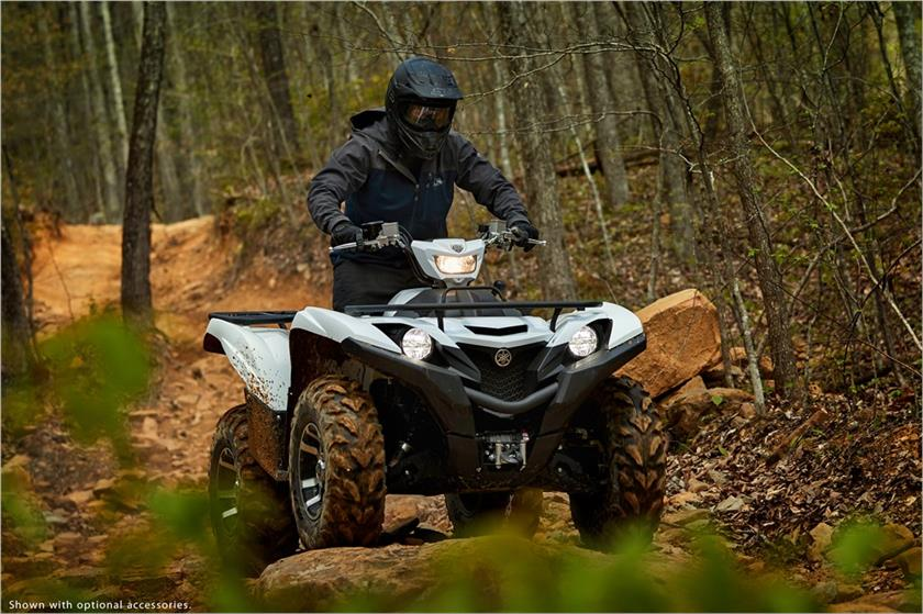2018 Yamaha Grizzly EPS in Wichita Falls, Texas