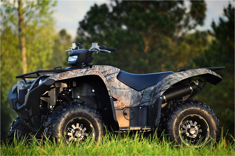 2018 Yamaha Grizzly EPS in Santa Clara, California