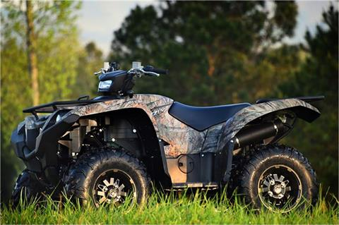 2018 Yamaha Grizzly EPS in Francis Creek, Wisconsin - Photo 3