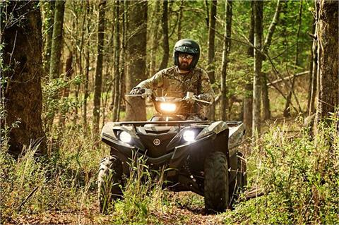 2018 Yamaha Grizzly EPS in Francis Creek, Wisconsin - Photo 7