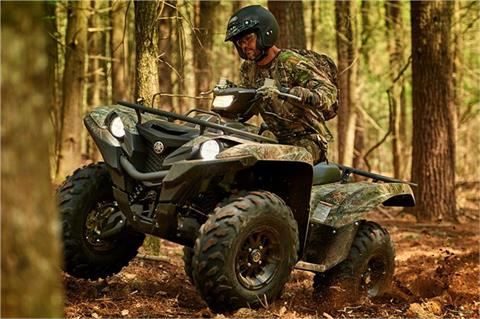 2018 Yamaha Grizzly EPS in Waynesburg, Pennsylvania - Photo 8