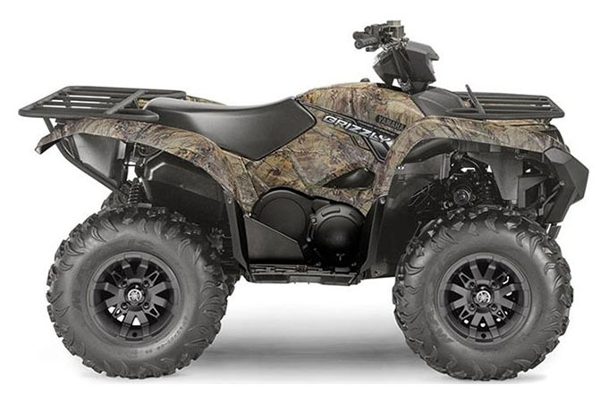 2018 Yamaha Grizzly EPS in Denver, Colorado - Photo 1