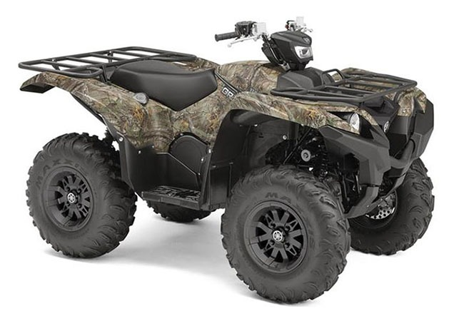 2018 Yamaha Grizzly EPS in Dayton, Ohio - Photo 2