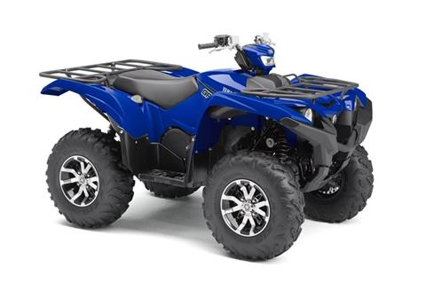 2018 Yamaha Grizzly EPS in Riverdale, Utah